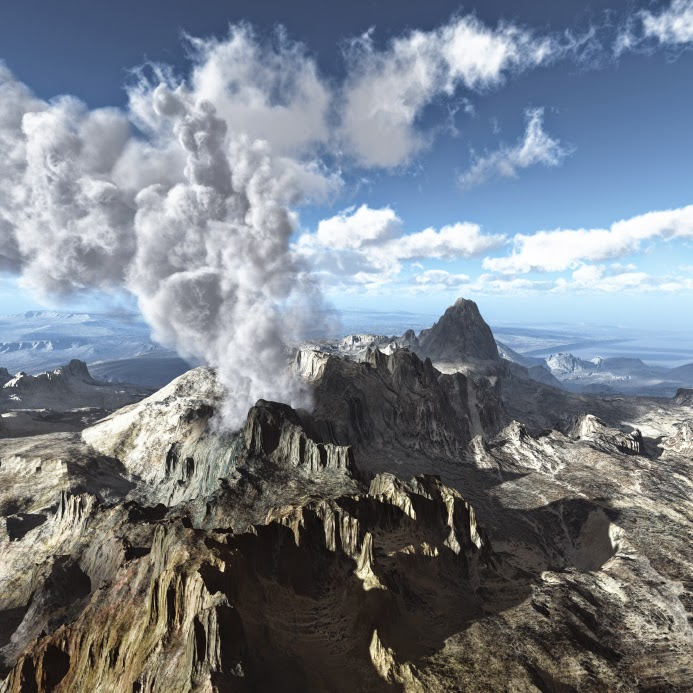 Bardarbunga Volcano In Iceland And Travel Insurance
