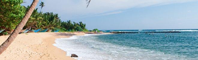 Paradise - tropical beach, Sri Lanka