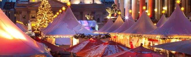 A selection of the best European Christmas Markets to visit in 2014