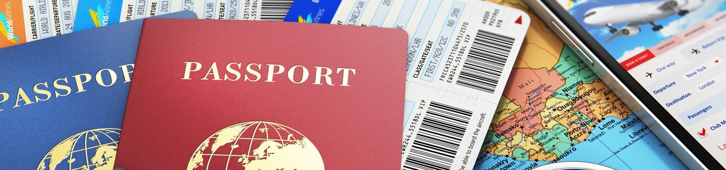 Passport changes when travelling to the United States after 1st April 2016