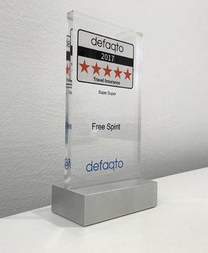Defaqto Award