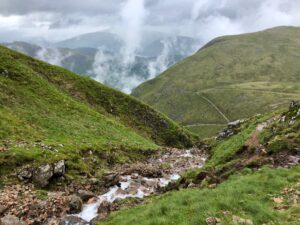Ben Nevis walking holiday