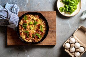 healthy Paleo breakfast