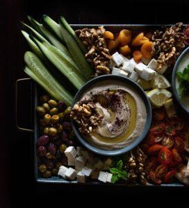 healthiest diet in the Mediterranean