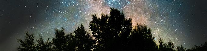 UK Stargazing Holidays Under A Dark Sky banner