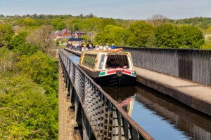 canal boat holidays in Shropshire