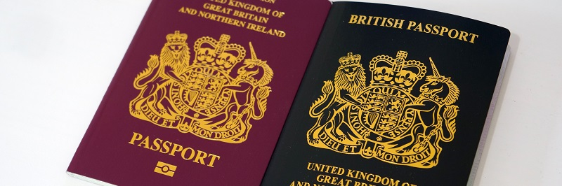 Brexit travel - which passports are valid?