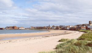 beach holidays in scotland