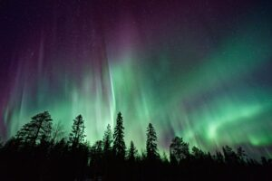 holidays in scotland to see the northern lights
