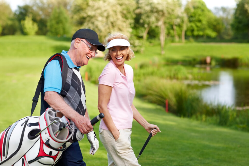 golf holidays for couples