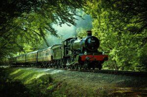 uk train holidays