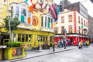 holidays in Ireland Dublin