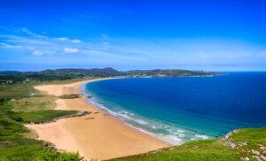 beach holidays in Ireland