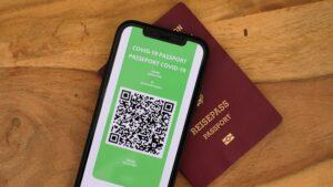 covid vaccine passport app