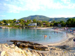 villa holidays near the beach