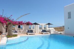 villa holidays with private pools